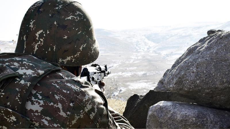 Ադրբեջանական ԶՈւ-երը կրկին դիմել են սադրանքի` հրաձգային զինատեսակներից կրակ բացելով հայկական դիրքերի ուղղությամբ.ՊՆ
