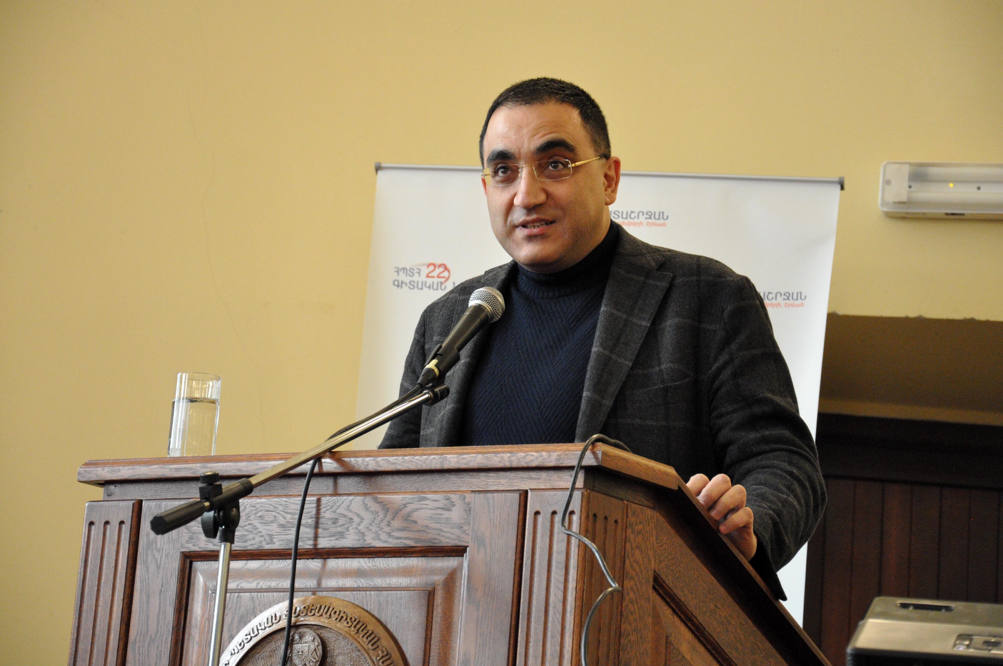 Армяне: глобальные vs локальные