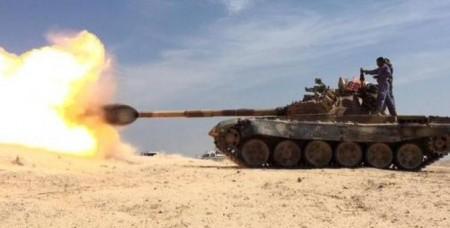 Իրաքյան ուժերը տարածք են ազատագրել Անբարի նահանգում