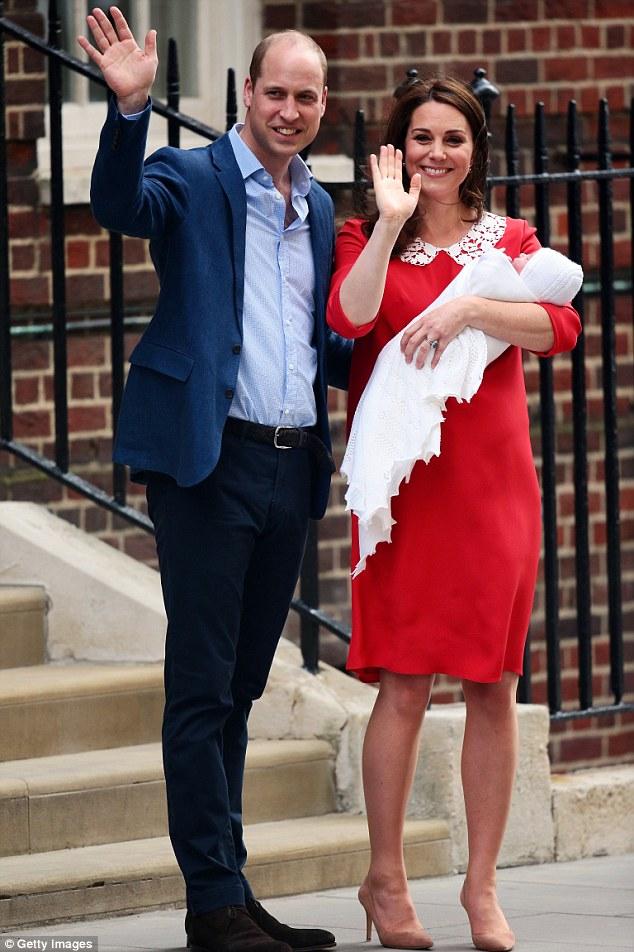 Էլիզաբեթ 2-րդն ու նրա ամուսինը ներկա չեն լինի արքայազն Լուիի մկրտության արարողությանը