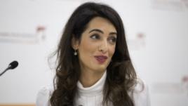 Ամալ Քլունի. «Նրանց թվում է, թե միայն հայը կարող է դատարանում Բաքվի դեմ գործել»