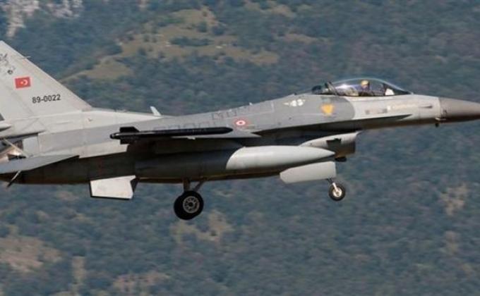 Թուրքիայի ինքնաթիռները խախտել են Հունաստանի օդային տարածքը