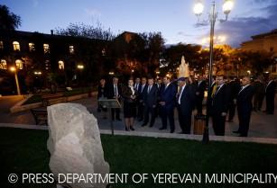 Քաղաքապետ Տարոն Մարգարյանը Դոնի Ռոստովի գործընկերոջ հետ շրջել է գիշերային Երևանում