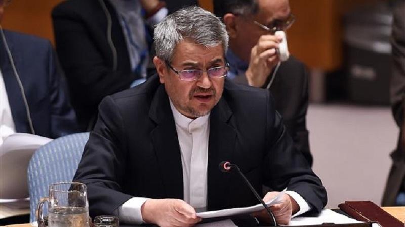 Աֆղանստանի դեմ ԱՄՆ-ի ոտնձգությունից հետո աշխարհն իրեն ապահով չի զգում. ՄԱԿ-ում Իրանի ներկայացուցիչ