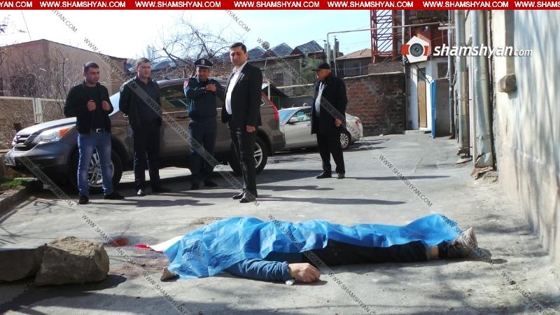 Երևանում շինաշխատանքներ կատարելիս տղամարդն ընկել է 3-րդ հարկից և տեղում մահացել