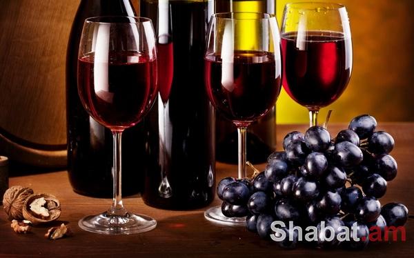 Կարմիր գինին կօգնի ազատվել ճարպերից