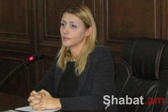 Էլինար Վարդանյանը ԲՀԿ-ից հեռացվել է պասիվ կուսակցական գործունեության համար