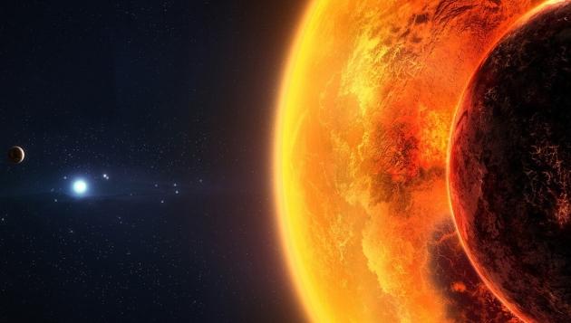 Արևը Երկիր մոլորակը կուլ կտա. գիտնականներ