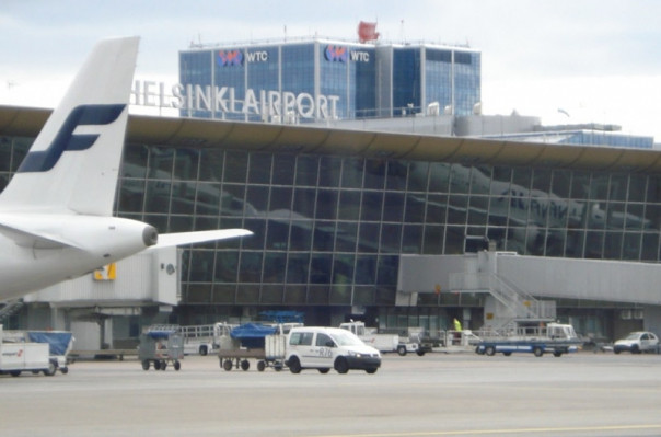 Հելսինկիի օդանավակայանում ինքնաթիռ է այրվել