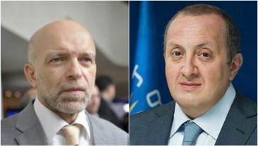 Վրաստանի նախագահին չի դիմավորել իր իսկ դեսպանը