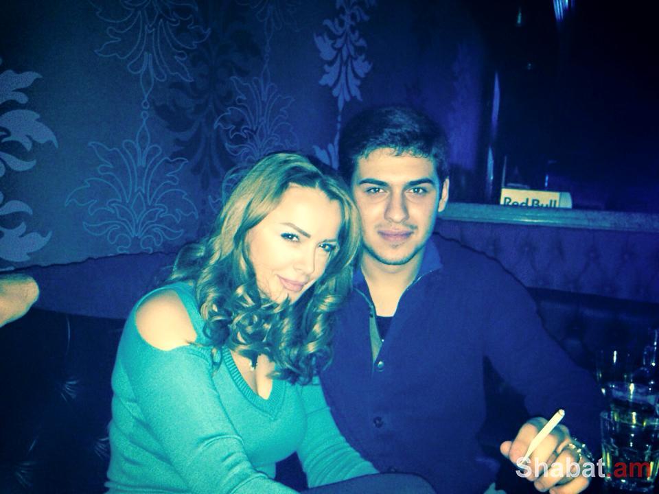 Ալինա Մարտիրոսյանը սիրավեպ է սկսել 25-ամյա տղայի հետ (լուսանկարներ)
