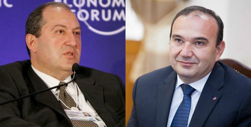 Մեր երկիրը շատ կշահի, եթե Արմեն Սարգսյանը նախագահ դառնա. ԿԳ նախարար