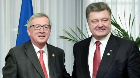 Եվրահանձնաժողովն առաջարկել է Ուկրաինայի համար առանց վիզայի ռեժիմ մտցնել