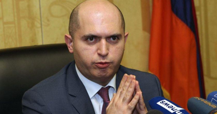 Արմեն Աշոտյանը առաջարկում է ստեղծել ԱԺ Քննիչ հանձնաժողով