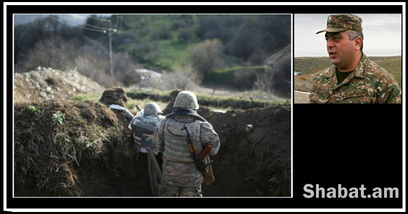 Զինծառայողն ահազանգում է՝ հոգեպես ճնշված վիճակում է