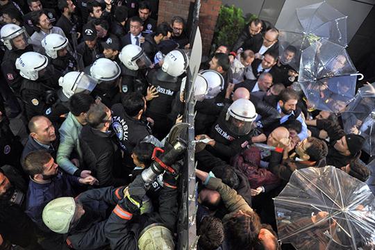 ԵՄ-ն Թուրքիայի իշխանություններին կոչ է արել պահպանել խոսքի ազատությունը