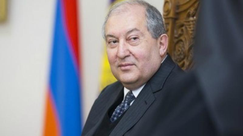 Արմեն Սարգսյանը շնորհավորել է Լիտվայի նախագահին՝ Անկախության օրվա կապակցությամբ