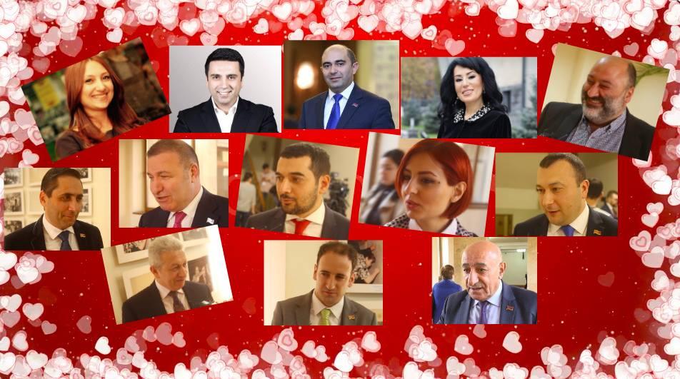 Սիրո տոնին ընդառաջ. ի՞նչ խենթություններ են արել քաղաքական գործիչները հանուն սիրո