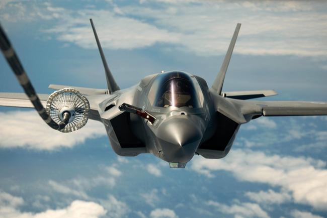 F-35 կործանիչը հազիվ է խուսափել ճակատագրական սխալից