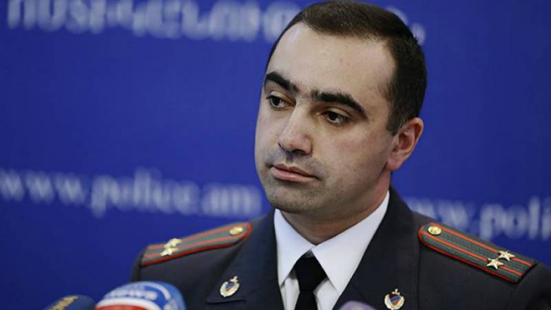 Արա Ֆիդանյանը նշանակվել է ՀՀ ոստիկանության պետի տեղակալ