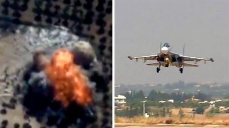 Ռուսական ավիահարվածների արդյունքում ոչնչացվել է «Ջեբհատ ան-Նուսրայի» հրամանատարական կետը