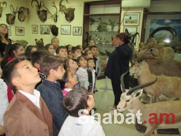 Կենդանիների պաշտպանության համաշխարհային օրվան նվիրված միջոցառում Հայաստանի բնության պետական թանգարանում