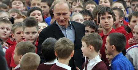 Պուտինը որոշել է համառուսաստանյան   մանկապատանեկան  կազմակերպություն   ստեղծել