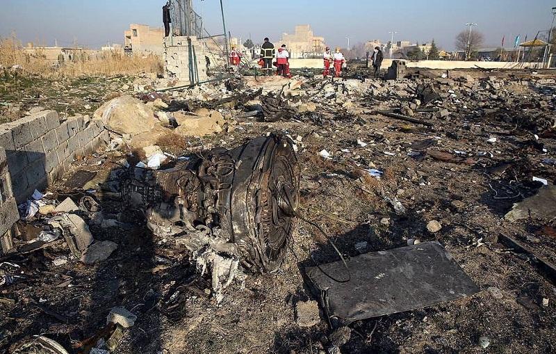Իրանը խոստովանեց, որ ուկրաինական ինքնաթիռը խոցվել է չկանխամտածված․ АP