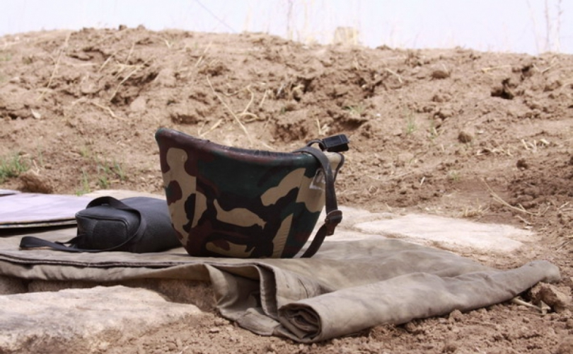 Նախնական վարկածով զինվորն ինքնասպանություն է գործել