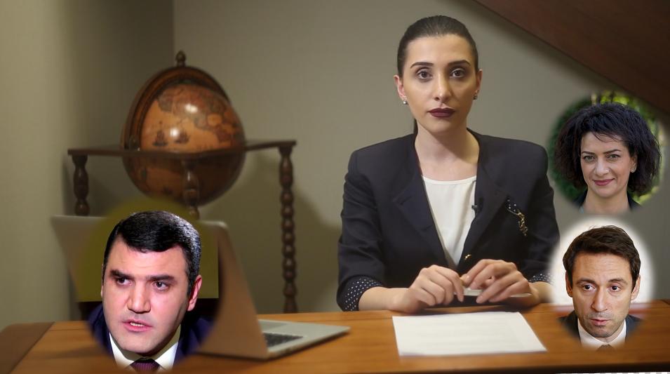 Նախորդ շաբաթվա ստերը՝ Աննա Հակոբյանի, Հայկ Մարությանի, Գևորգ Կոստանյանի և այլոց մասին