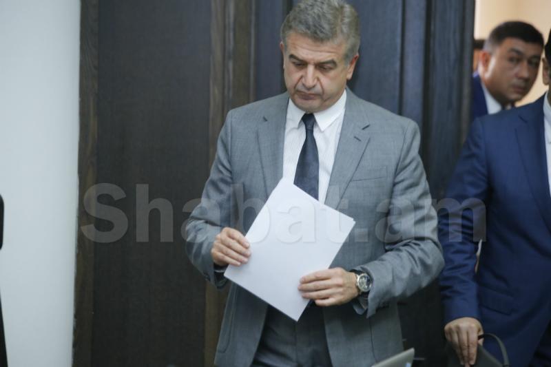 Вопрос отпуска министров ужесточен -  «Иравунк»