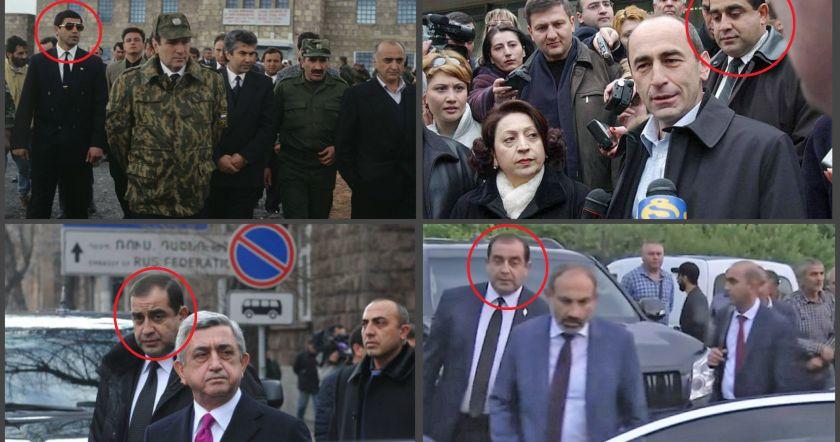 «Հայաստանի 4 առաջնորդներն էլ իրենց կյանքն ու անվտանգությունը վստահել են հենց Հայրապետովին»