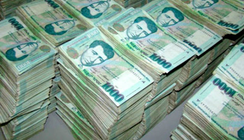 Ոստիկանները բացահայտել են 3.300.000 դրամի յուրացման դեպք (տեսանյութ)