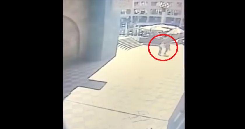 Համացանցում հայտնվել են Հյուսիսային պողոտայից երեխային առևանգելու կադրերը (տեսանյութ)