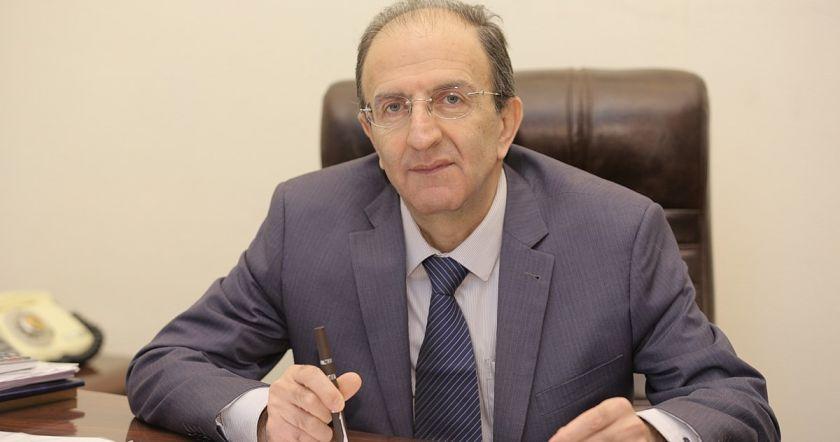 Նարեկ Սարգսյանն ազատվեց քաղաքաշինության պետական կոմիտեի նախագահի պաշտոնից