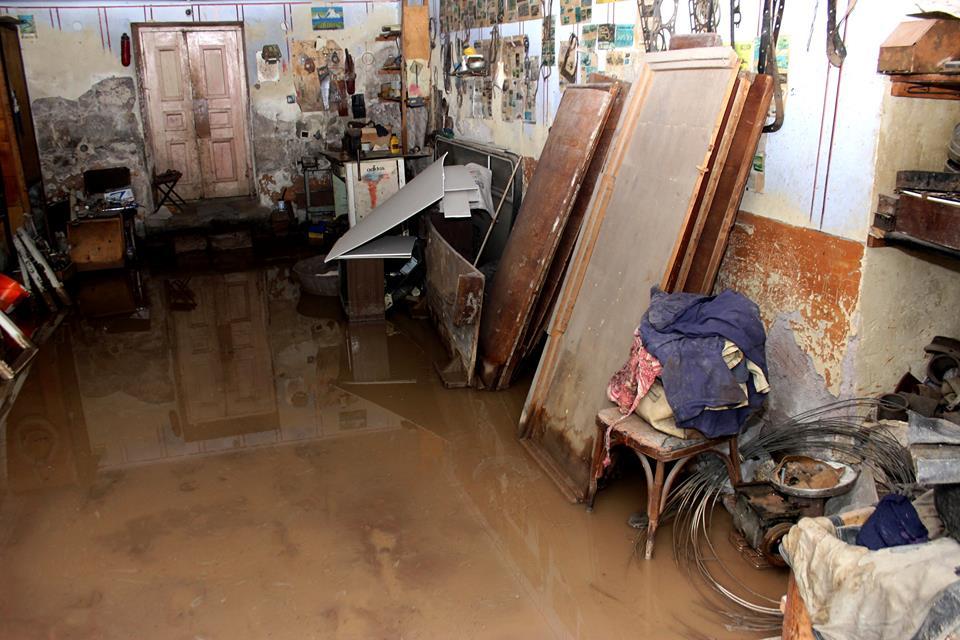 Երևանում բնակարաններ են ջրալցվել