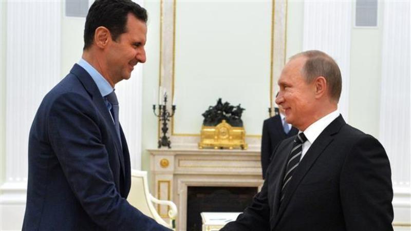 Պուտինն ու Ասադն ընդգծել են Սիրիայում քաղաքական գործընթաց սկսելու անհրաժեշտությունը