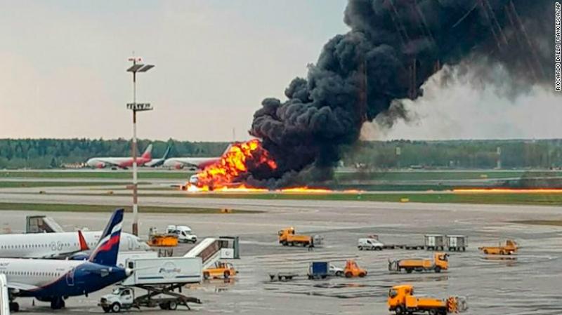 Հայտնի է, թե ինչը կարող էր «Շերեմետևոյում» ինքնաթիռի կրակի թեժացման պատճառ դառնալ