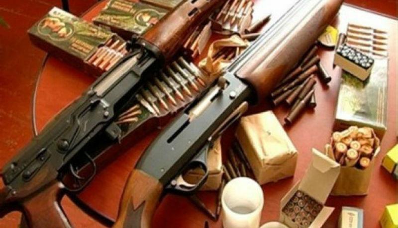 ՀՀ քաղաքացին կամավոր ՌՈ է հանձնել մեծ քանակությամբ զենք-զինամթերք