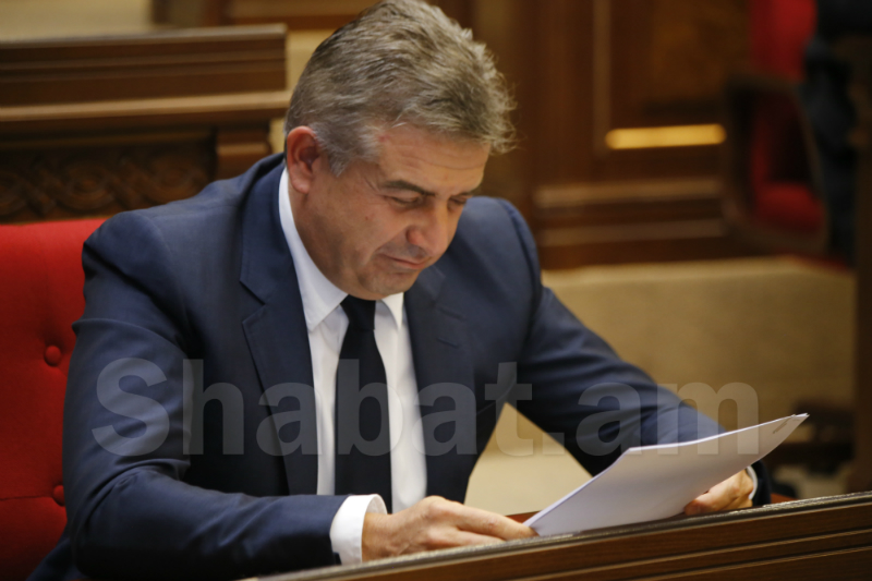Կարեն Կարապետյանի հայտարարագրած ունեցվածքը. «Փաստ»