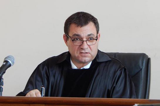 Չեմ հարգի այն դատավորին, որը այս փոփխություններից հետո դիրքորոշում կփոխեր. Ռուբեն Վարդազարյան. «Ժողովուրդ»