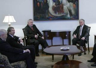 Է. Նալբանդյանն ընդունել է ԵԱՀԿ Մինսկի խմբի համանախագահներին
