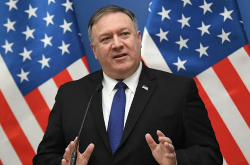 «ԱՄՆ-ն կողմնակից է Ղարաբաղյան հիմնախնդրի խաղաղ կարգավորմանը». Պոմպեո