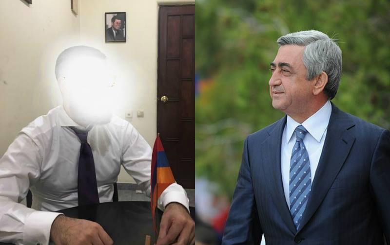 Ո՞վ է Սերժ Սարգսյանի նոր ֆավորիտը. «Շաբաթ»