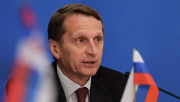 ՌԴ ԱԳՆ–ն բացատրությունների է սպասում Նարիշկինի ինքնաթիռի դեպքի կապակցությամբ