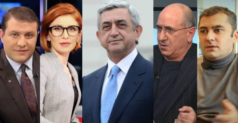 Ո՞վ է լինելու այն «երջանիկը», ով Սերժ Սարգսյանի հետ հարցրազրույց կանի. «Շաբաթ»