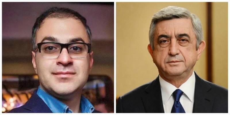 Ինչու էր Գարիկ Մարտիրոսյանը եկել Երևան և հանդիպել Սերժ Սարգսյանին. «Շաբաթ»