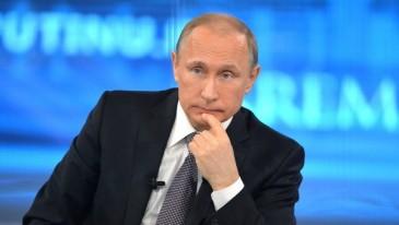 Վլադիմիր Պուտինը հերթական անգամ ռուսաստանցիների հետ կզրուցի ապրիլի 14-ին