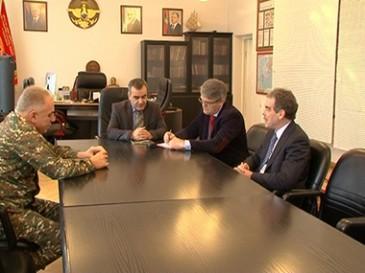 ԿԽՄԿ համագործակցությունը պաշտպանության բանակի հետ կլինի արդյունավետ. ՊԲ հրամանատար