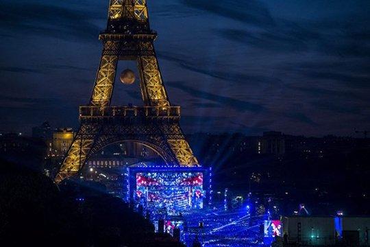 Փարիզում բացվել է «Եվրո-2016»-ի խոշորագույն ֆան-գոտին